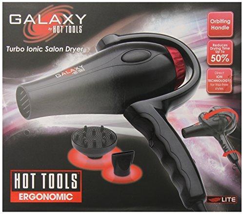 Helen of Troy Hot Tools Galaxy Salon Turbo Ionic Hair Dryer