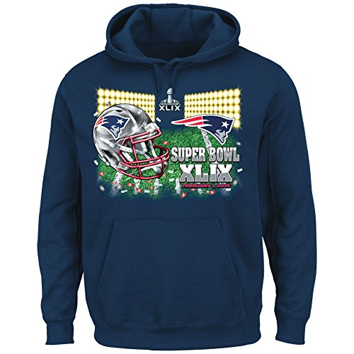 new-england-patriots-majestic-nfl-super-bowl-xlix-on-our-way-hooded-sweatshirt-chemise