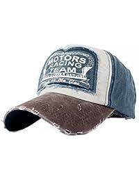 UMIPUBO gorras beisbol deportes unisex adjustable al aire libre cap clásico  algodón sombrero motocicleta gorras de 2e1b7a9c7a1