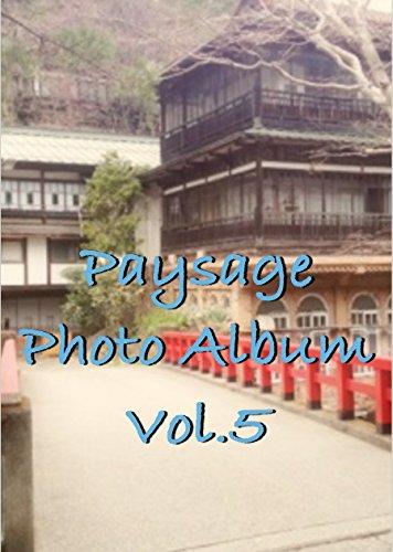 Couverture du livre Paysage Photo Album Vol.5