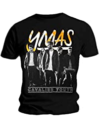 Official T Shirt Mens YOU ME AT SIX Tour CAVALIER Youth All Sizes
