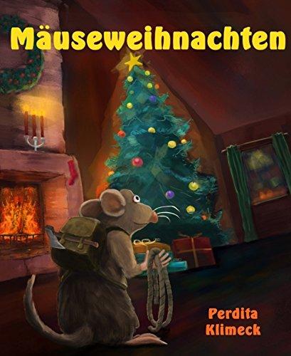 Buchseite und Rezensionen zu 'Mäuseweihnachten' von Perdita Klimeck