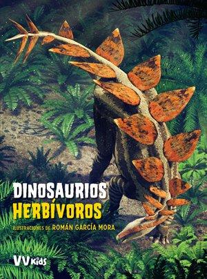 DINOSAURIOS HERBIVOROS (VVKIDS) (Vvkids Kidsaurios)