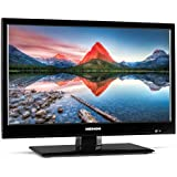 MEDION LIFE P12309 (18,5 Zoll HD) LED-Backlight-TV, HD, Triple Tuner, DVB-T2, CI+, HDMI, KFZ) integrierter DVD-Player, schwarz