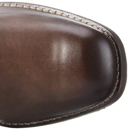 bugatti Damen V77311 Langschaft Stiefel Braun (dunkelbraun 610)