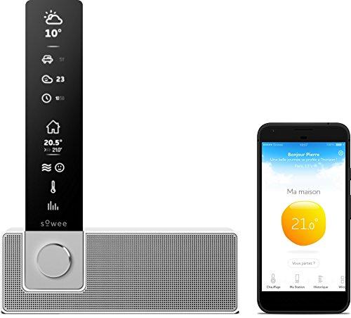 Sowee - Station connectée pilotage chaudière gaz avec Amazon Alexa intégré