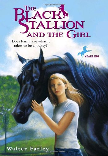 The Black Stallion and the Girl