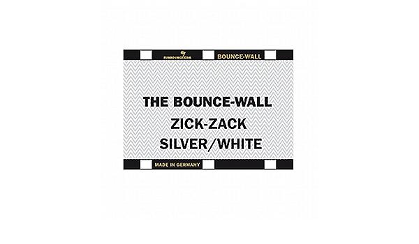 Sunbouncer Bounce Wall Reflektor Zick Zack Silber Kamera