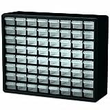 Best Akro-Mils Home Organizers - Akro-Mils 10164 64 Drawer Plastic Parts Storage Hardware Review