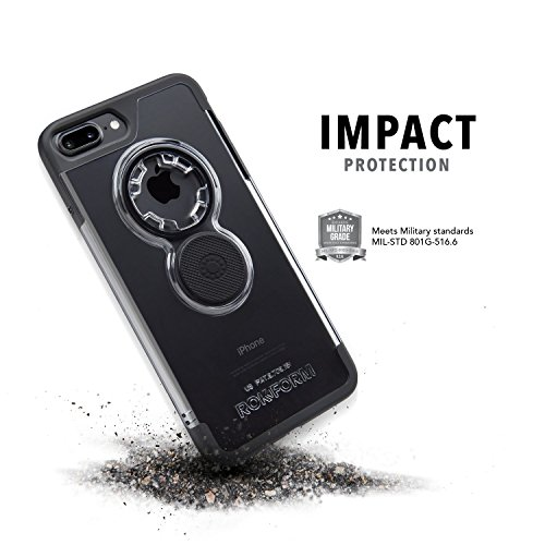 iPhone 7 PLUS Crystal Camouflage Case Klar