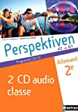 Perspektiven 2e 2 CD Audio Classe 2010