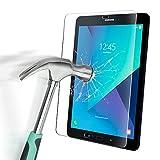 Samsung Galaxy Tab S3 Panzerglas,SOCU Tempered Schutzglas Echtglasfolie Displayschutzfolie für Samsung galaxy tab 3 schutzfolie