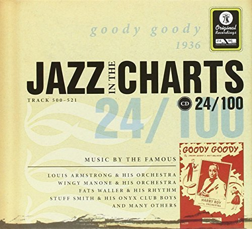 Vol. 24-Jazz in the Charts-1936 by Phantom Sound & Vision (Vision-chart)