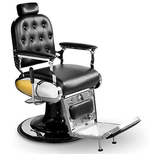 Poltrona sedia da barbiere professionale salone parrucchiere bellezza spa 205024