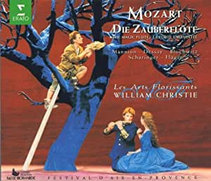 Mozart - Die Zauberflöte (The Magic Flute) / Les Arts Florissants, Christie