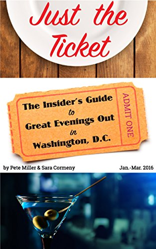 just the ticket an insider s guide to great evenings out in rh amazon in Entertainment Guide 2018 TV Guide Entertainment News