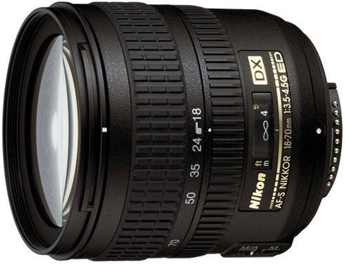 Nikon 18-70/3,5-4,5 S DX IF-ED Objektiv Nikon D100 Dslr