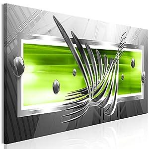 Wandbilder Wohnzimmer Modern Grün   Deine-Wohnideen.de