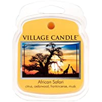 Village Candle 106101086 - Cera per candele, colore: Beige