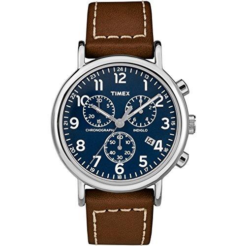 Timex Weekender Unisex-Armbanduhr TW2R42600