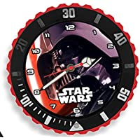 Preisvergleich für Kids Licensing–SW14043–Star Wars VII–4in 1 Geschenk-Setmit Armbanduhr,Spardose,Wecker und Bilderrahmen, Motiv Darth Vader