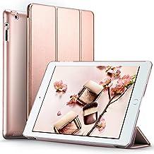 ESR - Funda para Apple iPad 2 / iPad3 / iPad4, Oro Rosa