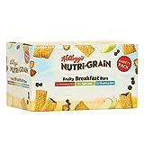 Kellogg's 42 Nutri-Grain Mixed Fruity Breakfast Bars