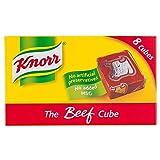 Knorr Cubitos De Caldo De Ternera (8X10g) (Paquete de 6)