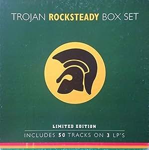 Trojan Rocksteady Boxset [VINYL]
