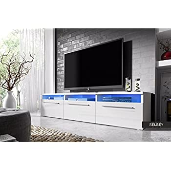 Aviator meuble tv suspendu table basse tv banc tv de for Banc tv suspendu