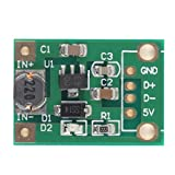 Ils - 3 Stück DC-DC 1V-5V bis 5V 500mA Step-Boost-Wandler up Power Module