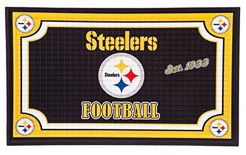 Team Sport Amerika 41em3824Pittsburgh Steelers geprägt Fußmatte