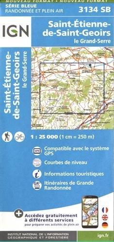 3134SB ST ETIENNE DE ST GEOIRS LE GRAND-SERRE