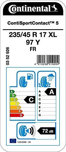 Continental-SPCONT5-XL-FR-TL-23545R17-97Y-Pneumatico-Estivo-CA72