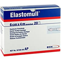 Elastomull 6 cmx4 m 2100 Elastische Fixierbinde, 20 St preisvergleich bei billige-tabletten.eu