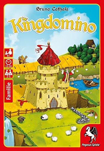 Kingdomino - Deutsch