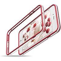 CE-Link iPhone 7 Plus Hülle iPhone 8 Plus Hülle Hard Handyhülle Ultra Slim Dünn Bumper Schutz Rahmen mit Innerem... preisvergleich bei billige-tabletten.eu