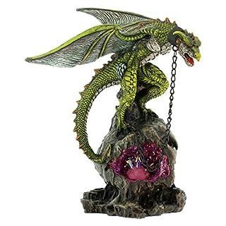 Nemesis Now - Alator Giftware - Tempest Dragon Figurine - 22cm - U1608E5
