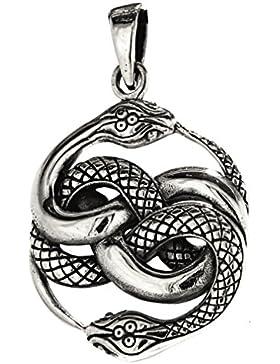 Schlangen Anhänger aus 925 Sterling Silber Nr. 237