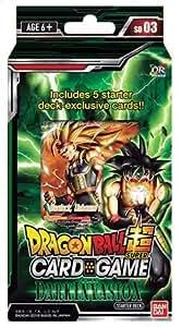 Dragon Ball Z Super Galactic Battle TCG Starter 03 - English