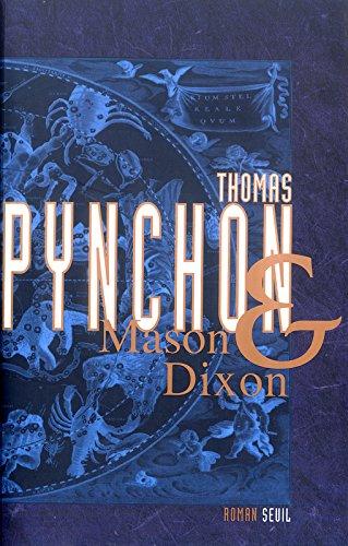 Mason et Dixon par Thomas Pynchon