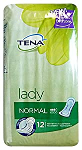 TENA Normal * 12 pz. - Sanitary napkins pantyliners