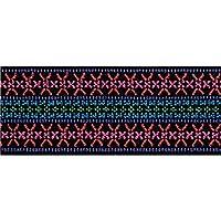 """Prym–""""diseño de Rosa elástico de Color, Mezcla de poliéster,, 50mm/2, 7m"""