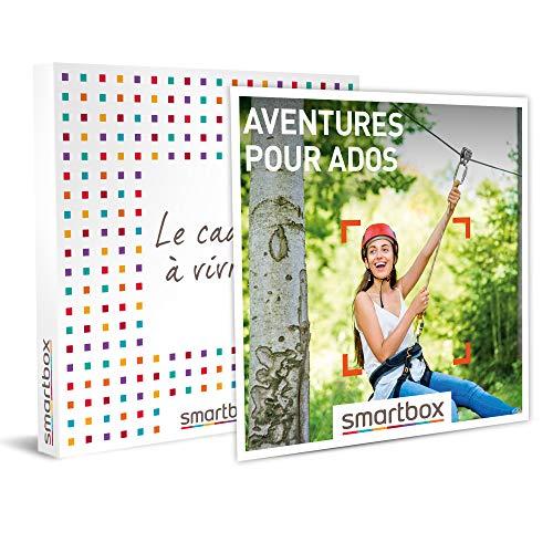 SMARTBOX - Coffret cadeau - Aventures pour ados - idée cadeau - 1 sortie riche en...