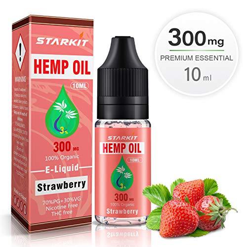 STARKIT® desechable hemp 3% de líquidos