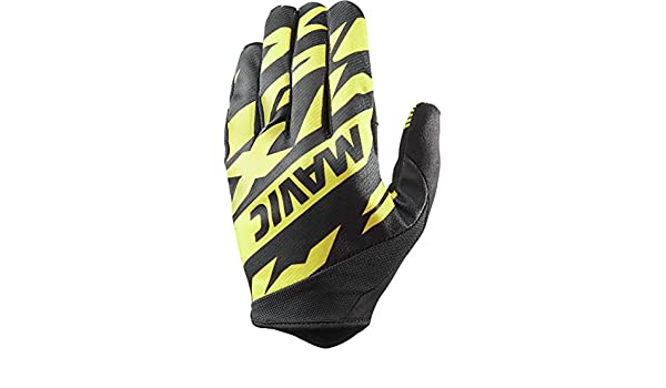 Sporting Goods Popular Brand Scott Enduro Full Finger Cycling Gloves Yellow Be Friendly In Use