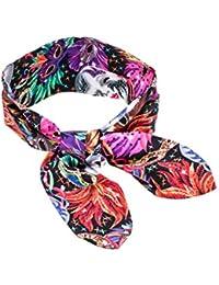 SETRINO® Halstuch Nickituch Bandana Haarband Rockabilly Retro Look für Frauen Venezia Masken