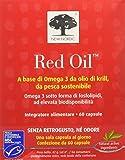 Red Oil Integratore Alimentare per Cuore e Circolazione - 60 Capsule