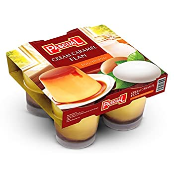 Pascual Cream caramel Flan...