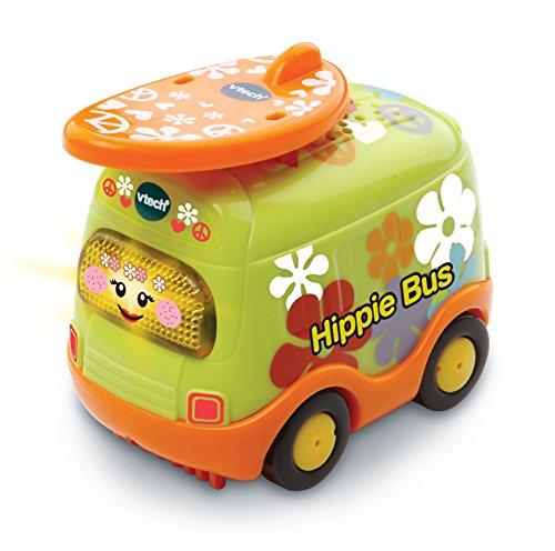 Vtech 80-164364 80-164364-Tut TUT Baby Flitzer-Special Edition Hippie Bus, Bunt (Der Bus Eine Welt Andere Ist)
